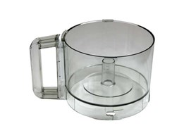 CLEAR BOWL - 3QT for Robot Coupe