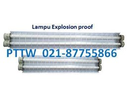 Jual Distributor Explosion Proof Lampu 2x36 Watt FPFB Indonesia
