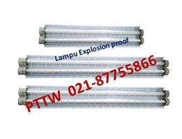 Distributor Lampu 2x36 Watt Explosion Proof FPFB Indonesia