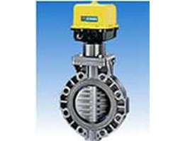 Double Acting Butterfly Valves - Hayward