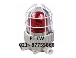 Jual Distributor Warning Light Rotary Explosion Proof FPFB Indonesia
