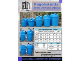 Jual Septictank fiber