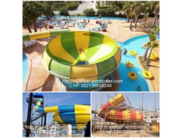 Jual Waterboom Model Mangkok