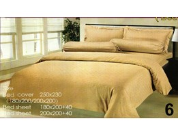 Sprei Bed Cover Hotel Dobby