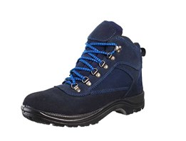 Jual Safety Shoe DR OSHA President Ankle Boot Suede Ruber 2238 Original