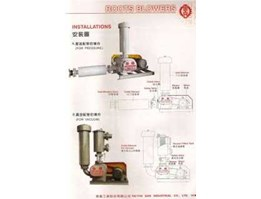 Jual ROOTS BLOWERS TAI YIH SUN