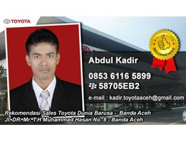 Jual All New Kijang Innova