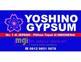 Jual YOSHINO GYPSUM