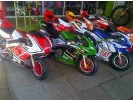 Jual Mini super moto gp