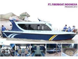 Jual SPEED BOAT PATROLI 10 PENUMPANG