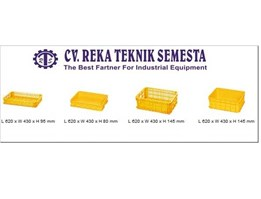 Jual container box plastik
