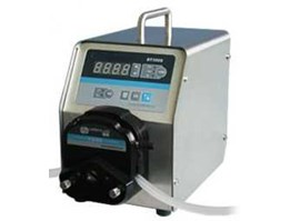 Variable Speed Stainless Steel Peristaltic Pump BT600S Serials