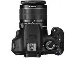 Jual Canon EOS 1200D + Lens Kit 18-55mm