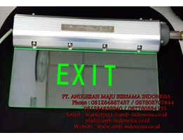 Jual Lampu Emergency Led Exit Signal Ligh Explosion Proof