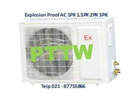 Distributor AC Explosion Proof FPFB HRLM Di Indonesia