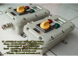 Jual Local Control Station Motor Explosion Proof LCS