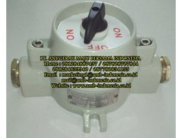 Jual Selector Switch Ex Proof On Off Illumination Switch