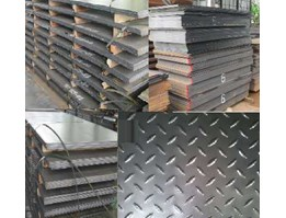 Plate Bordes/ checkered plate