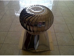 Jual Turbin Ventilator Two Horses