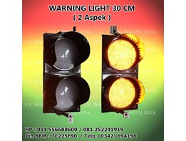 Warning Light 30 cm 2 Aspek