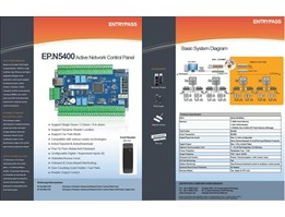 Jual ENTRYPASS EPN 5400 Networking Controller