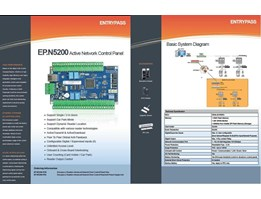 EntryPass EPN5200 Networking Controller
