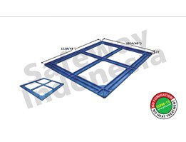 Jual Pallet Plastik Top Frame Series TF-4840 Safeway