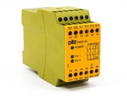 Jual Pilz Safety Relay PNOZ-s4-24DC