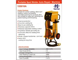 Jual SPOT WELDING AUTO REPAIR MACHINE KERNEL KL-155016A