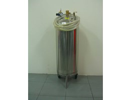 SNOW WASH TANK STAINLESS STEEL 40L EAGLE
