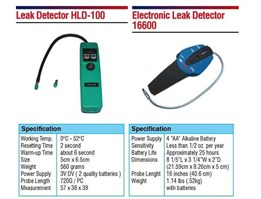 LEAK DETECTOR AIR CONDITIONER