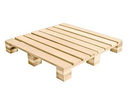BMR 4 Way Entry Single Side Laminated (Wooden Pallet)
