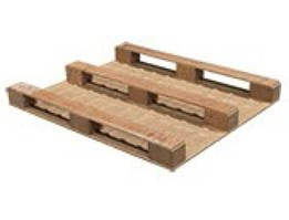 Jual Eco Pallet tipe 4-Way Entry (One-Way Racking) Safeway