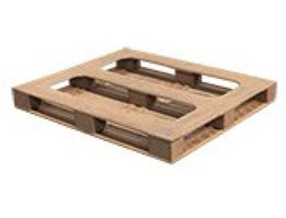 Jual Eco Pallet tipe 4-Way Entry (Light Duty) Safeway