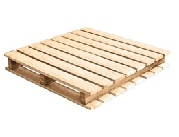 Jual BMR 2 Way Entry With Wing 20kg (Wooden Pallet)
