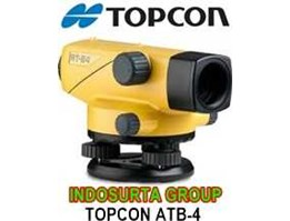 Jual Jual service kalibrasi Automatic Level Topcon ATB 4 dealer Indosurta