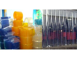 Jual Tirai Plastik - PVC Strip Curtain