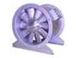 AXIAL FAN DIRECT 24 2,2KW/ 3HP/ 6000-7000CFM/ 1400RPM/ 380V