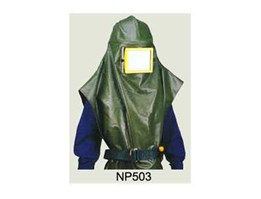 Jual NP503 AIR-SUPPLIED SANDBLAST HOOD - 1