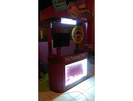 Jual Booth Stand, Booth Counter, Booth Display
