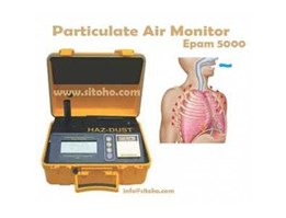 Real Time Particulate Air Monitor Epam 5000 Hazt - Dust Alat Ukur Debu