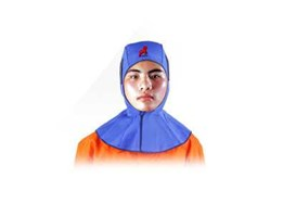 Jual Welding Hood Blue FR Cotton RDM‐116001B