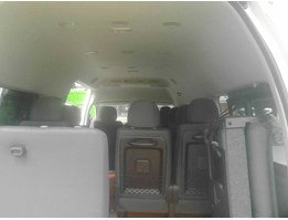 Jual Toyota Hiace Commuter 14 Seaters 2015