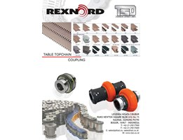 REXNORD COUPLING & TABLETOP CHAIN