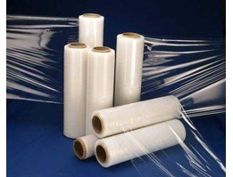 Stretch Film, Plastic Wrapping