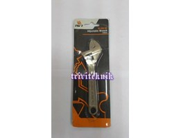 kunci inggris 6 inch,Adjustable wrench iwt 150mm