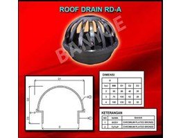 Jual Roof Drain ( Type RD-A)
