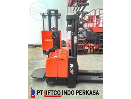 Jual Service Stacker Full Electric