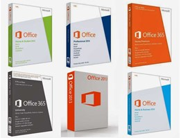 Software Office 365, Office Home and Business FPP Licence