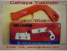 Jual Gas Lighter Model Rok & Pestol